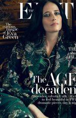 EVA GREEN in The Edit Magazine, September 2016 Issue