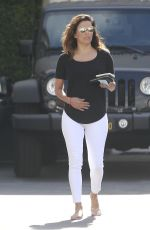 EVA LONGORIA Out and About in Beverly Hills 09/12/2016