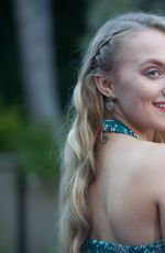 EVANNA LYNCH at Mercy for Animals Hidden Heroes Gala 2016 in Los Angeles 09/11/2016