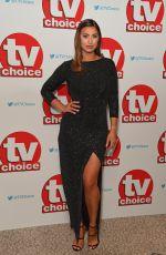 FERNE MCCANN at TV Choice Awards in London 09/05/2016