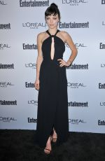 FRANCESCA EASTWOOD at Entertainment Weekly 2016 Pre-emmy Party in Los Angeles 09/16/2016