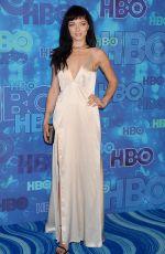FRANCESCA EASTWOOD at HBO's 2016 Emmy's After Party in Los Angeles 09/18/2016