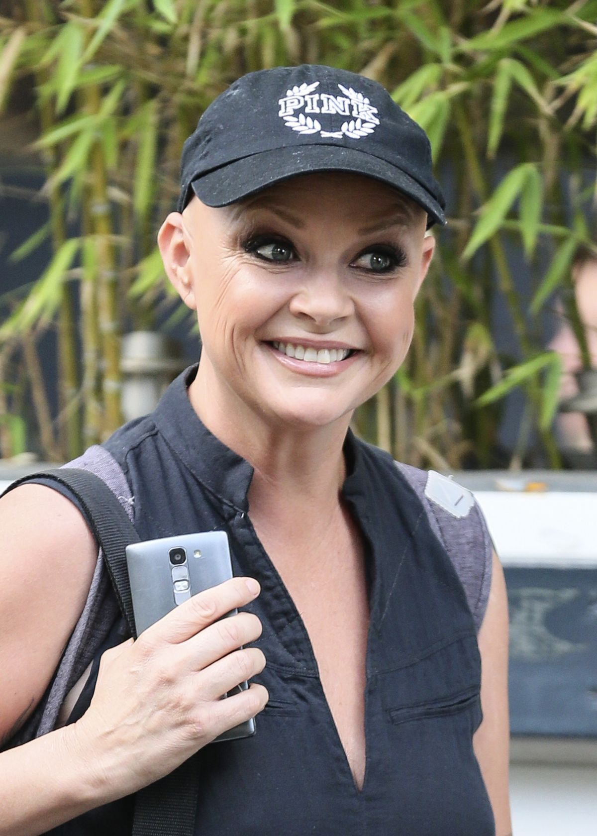 GAIL PORTER at ITV Studios in London 09/13/2016 - HawtCelebs