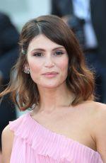 GEMMA ARTERTON at 73rd Venice Film Festival Closing Ceremony 09/10/2016
