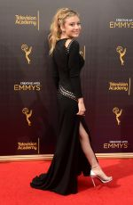 GENEVIEVE HANNELIUS at Creative Arts Emmy Awards in Los Angeles 09/10/2016