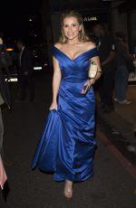 GEORGIA KOUSOULOU at TV Choice Awards in London 09/05/2016