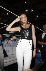 GIGI HADID at Bread and Butter in Berlin 09/02/2016