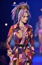 GIGI HADID at Marc Jacobs Runway Show at New York Fashion Week 09/15/2016