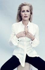 GILLIAN ANDERSON by Jenny Hands