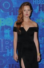 GRACE GUMMER at HBO's 2016 Emmy's After Party in Los Angeles 09/18/2016