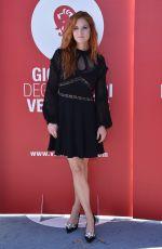 GRACE GUMMER at Miu Miu Women's Tales Photocall at Venice Film Festival 09/01/2016