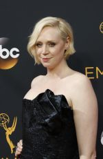 GWENDOLINE CHRISTIE at 68th Annual Primetime Emmy Awards in Los Angeles 09/18/2016