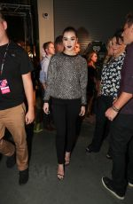 HAILEE STEINFELD at 2016 IheartRadio Music Festival in Las Vegas 09/23/2016