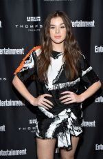 HAILEE STEINFELD at Entertainment Weekly