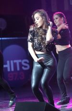 HAILEE STEINFELD at Hits 97.3 Sessions at Revolution in Fort Lauderdale 09/15/2016