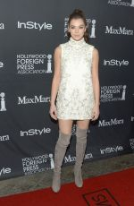 HAILEE STEINFELD at tiff/instyle/hfpa Party at 2016 Toronto International Film Festival 09/10/2016