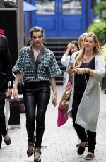 HAILEE STEINFELD Out and About in Toronto 09/10/2016