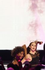 HAILEE STYEINFELD Performs at IheartRadio Festival, Night 2 in Las Vegas 09/24/2016