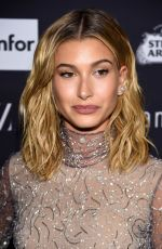 HAILEY BALDWIN at 5th Biennial Stand Up To Cancer in Los Angeles 09/09/2016