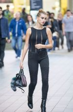 HAILEY BALDWIN Out Shopping in London 09/17/2016