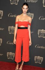 HAILEY CLAUSON at Cartier Store Grand Reopening on Fifth Avenue in New York 09/07/2016