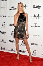 HAILEY CLAUSON at The Daily Front Row's 4th Annual Fashion Media Awards in New York 09/08/2016