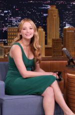 HALYE BENNETT at Tonight Show Starring Jimmy Fallon in New York 09/23/2016