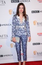 HANNAH MURRAY at BBC America Bafta Los Angeles TV Tea Party 2016 in West Hollywood 09/17/2016