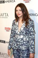 HANNAH MURRAY at BBC America Bafta Los Angeles TV Tea Party 2016 in West Hollywood 09/17/2016