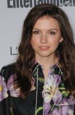 HANNAH MURRAY at Entertainment Weekly 2016 Pre-emmy Party in Los Angeles 09/16/2016