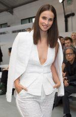 HEIDA REED at Antonio Beradi Fashion Show at London Fashion Week 09/19/2016