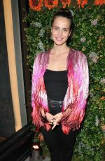 HEIDA REED at Oliver Peoples Store Launch Party in London 09/14/2016
