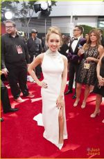 HOLLY TAYLOR at 68th Annual Primetime Emmy Awards in Los Angeles 09/18/2016