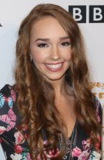 HOLLY TAYLOR at BBC America Bafta Los Angeles TV Tea Party 2016 in West Hollywood 09/17/2016