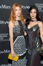 KATHERINE MCNAMARA at tiff/instyle/hfpa Party at 2016 Toronto International Film Festival 09/10/2016