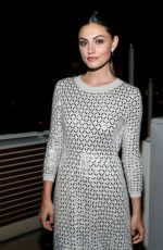 PHOEBE TONKIN at Chanel Celebrates Launch of No.5 L'Eau in Los Angeles 09/22/2016