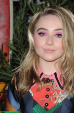 SABRINA CARPENTER at Teen Vogue Young Hollywood Party in Los Angeles 09/23/2016