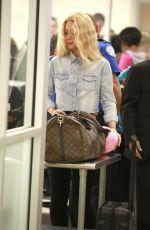 IGGY AZALEA at LAX Airport in Los Angeles 09/04/2016