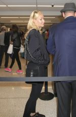 IGGY AZALEA at LAX Airport in Los Angeles 09/11/2016