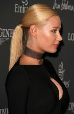 IGGY AZALEA at Longines Masters of Los Angeles at Long Beach Convention Center in Los Angeles 09/29/2016