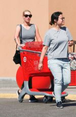 IGGY AZALEA Shopping at Target in Los Angeles 09/26/2016