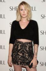 IRELAND BALDWIN at Sherri Hill Fashion Show at NYFW 09/12/2016