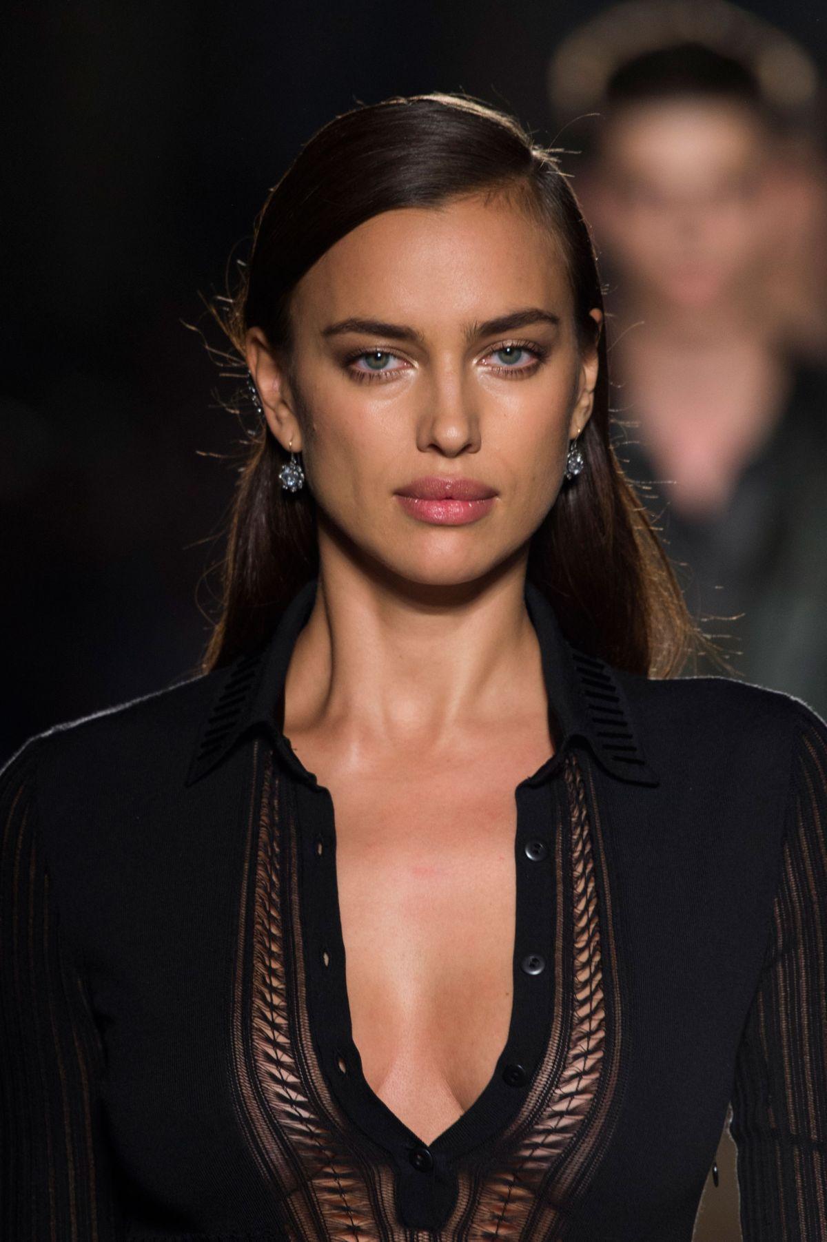 Fashion Milan Fashion Week Irina Shayk