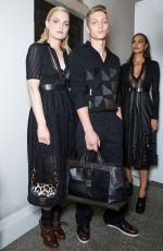 IRINA SHAYK at Bottega Veneta Spring/Summer 2017 Fashion Show at Milan Fashion Week