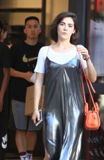 ISABELLE FUHRMAN Out and About in Los Angeles 09/01/2016