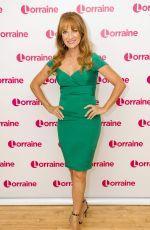 JANE SEYMOUR at Lorraine TV Show in London 09/16/2016