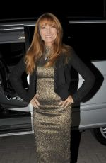JANE SEYMOUR Arrivres at The Late Late Show in Dublin 09/16/2016