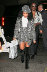 JANELLE MONAE at Beyonce