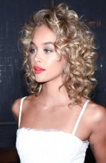 JASMINE SANDERS at The Daily Front Row's 4th Annual Fashion Media Awards in New York 09/08/2016