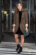 JENNA LOUISE COLMEAN Leaves Radio 2 Studios in London 09/09/2016